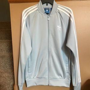 Mens Adidas Original Superstar Track Jacket CE8040